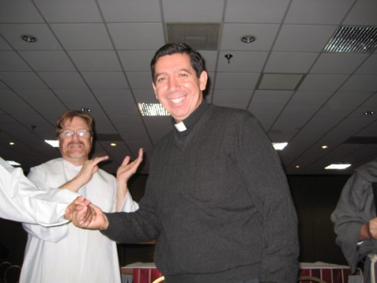 Our new California Bishop-Elect Leyva