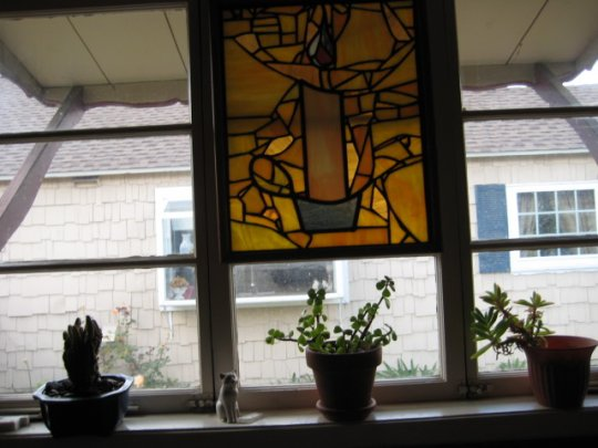 Kitchen window 3/11